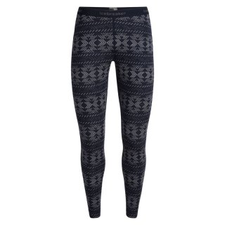 Icebreaker Merino 250 Vertex Thermal Crystalline Damen Leggins