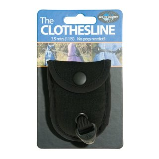 SeaToSummit The Clothesline  - Black