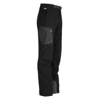 Zajo Argon Schoeller 3XDry Damen Bergsport Softshellhose schwarz