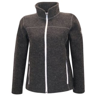 Ivanhoe of Sweden Beata Fullzip Damen Wolljacke