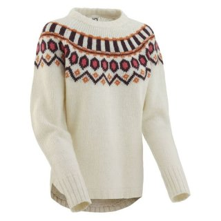 KariTraa Ringheim Knit Damen Wollpullover