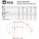 Röjk Basic Sweater Herren