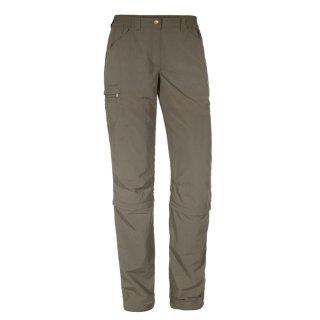 Vaude Womens Farley ZO Capri Pants