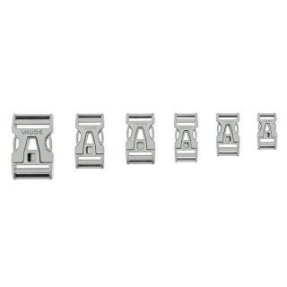Vaude Steckschnalle 25 mm Single Adjust