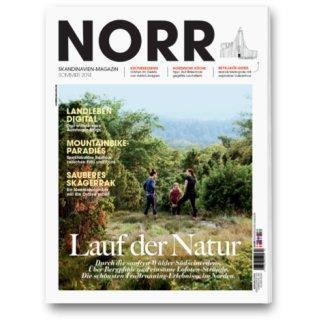 Norr Skandinavien Magazin Sommer 14