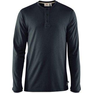 FjällRäven Greenland Re-Cotton Buttoned Herren Langarmshirt
