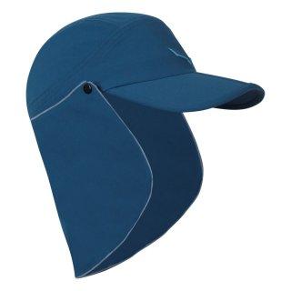 Salewa Puez Cap mit abnehmbarem Nackenschutz