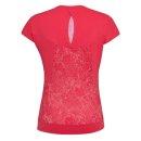 Salewa Pedroc Print Dry Kurzarm Damen T-Shirt