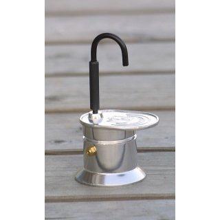 BasicNature Espresso Maker Alu
