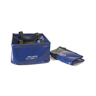 BasicNature Faltschüssel blau 15 L