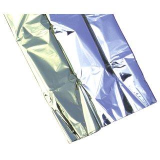 BasicNature Gold/Silber Rettungsdecke