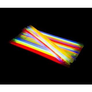 BasicNature Knicklicht 20 cm Box 5-Farben-Mix 100 Stück