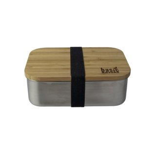 BasicNature Lunchbox Bamboo