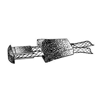 BasicNature Reißverschlussverlängerung 10 Stück