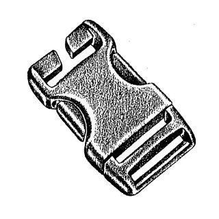 BasicNature Steckschließe Spezial