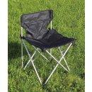 BasicNature Travelchair Standard schwarz