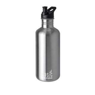 BasicNature Trinkflasche Sport
