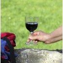 BasicNature Weinglas, schraubbar