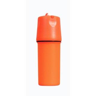Beach Box rund orange
