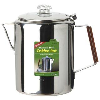 Coghlans Edelstahlkanne Coffee Pot