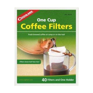 Coghlans Kaffeefilter für 1 Tasse