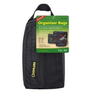 Coghlans Organizer Taschen 3 Stück