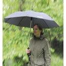 EuroSchirm Komperdell Stock/Schirm schwarz