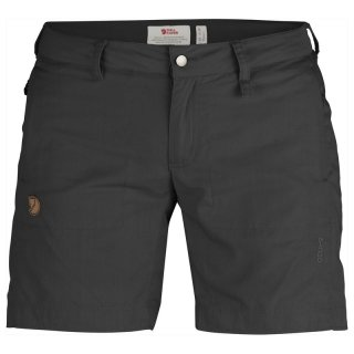 FjällRäven Abisko Shade Damen Shorts dark grey 030 L (40)